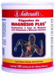 capsula de magnesio