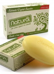 organico natural sabonete